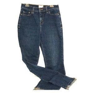 Levi's 512 slimming straight jeans 6